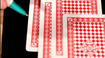 cheating poker cards