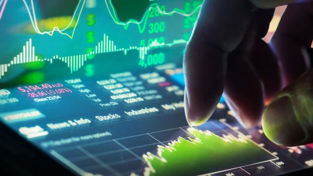 stocks dark pool index